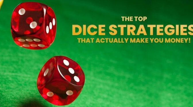 Online Casinos – Pick A Strategy
